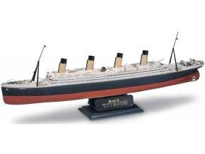 Revell - RMS Titanic, Plastic ModelKit MONOGRAM 0445, 1/570