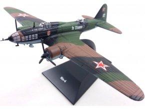 Altaya - Ilyushin Il-4, sovětské letectvo, 1/133