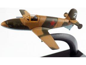 Altaya - Bereznyak-Isayev BI-1, sovětské letectvo, 1/87, SLEVA 50%