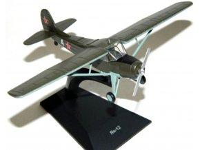 Altaya - Yakovlev Yak-12, sovětské letectvo, 1/87