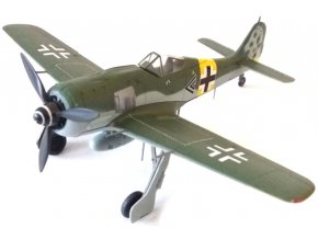 Easy Model - Focke Wulf Fw-190A-6, Luftwaffe, I./JG54,Walter Nowotny, 1943, 1/72