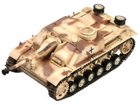Easy Model - Sd.Kfz.142 Sturmgeschütz III Ausf.G - Stug, Wehrmacht, Pz.Abt.115, Belgie, 1944, 1/72