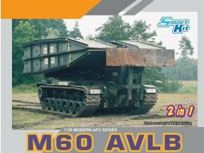 Dragon - M60 AVLB (Armored Vehicle Launched Bridge), Model Kit 3591, 1/35