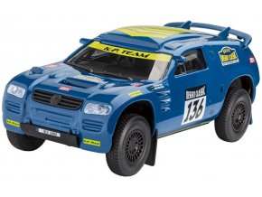 Revell - VW Touareg, Build & Play 06400, 1/32