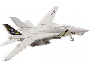 Revell - Grumman F-14A Tomcat, Build & Play 06450, 1/100