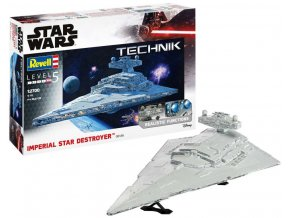 Revell - Star Wars - Imperial Star Destroyer, Plastic ModelKit 00456, 1/2700