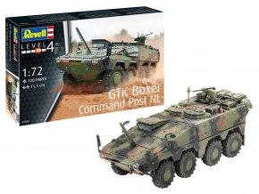 Revell - GTK Boxer Command Post NL, Plastic ModelKit 03283, 1/72