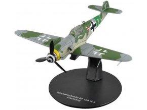 De Agostini - Messerschmitt Bf-109 K-4, Luftwaffe, Německo, 1/72