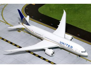 Gemini - Boeing  B 787-824, dopravce United Airlines, USA, 1/200
