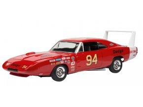 Revell - Dodge Charger Daytona 69, Plastic ModelKit MONOGRAM 4413, 1/25