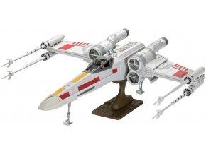 Revell - Sta Wars - X-Wing Fighter, EasyClick SW 06890, 1/29