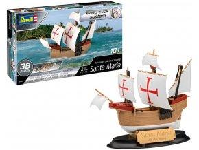 Revell - Santa Maria, EasyClick Modelset 65660, 1/350