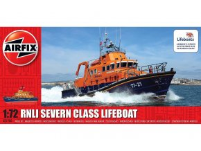 Airfix - RNLI Severn, Class Lifeboat, Classic Kit A07280, 1/72