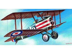 Academy - Sopwith Camel, 1. světová válka, Model Kit 12447, 1/72
