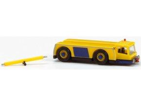 Herpa - Tow Truck - letištní tahač, 1/200