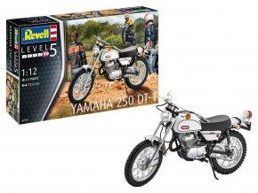 Revell - Yamaha 250 DT-1, Plastic ModelKit 07941, 1/8