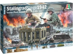Italeri - diorama Stalingrad 1942, Model Kit 6193, 1/72
