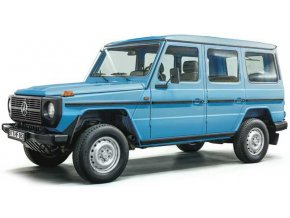 Italeri - Mercedes Benz G230, Model Kit 3640, 1/24