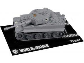 Italeri - Pz.Kpfw.VI Tiger I, Easy to Build World of Tanks 34103, 1/72