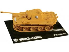 Italeri - Pz.Kpfw.V Ausf.G Panther, Easy to Build World of Tanks 34104, 1/72
