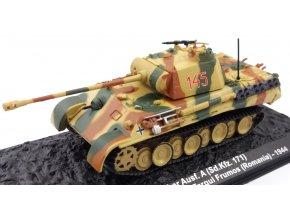 Altaya - Pz.Kpfw.V Ausf.A Panther, Pz.Gren.Div. Grossdeutschland, Rumunsko, 1/72, SLEVA 40%