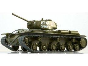 Russian Tanks - KV-1C, sovětská armáda, 1/43