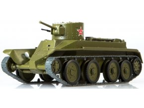 Russian Tanks - BT-2, sovětská armáda, 1/43