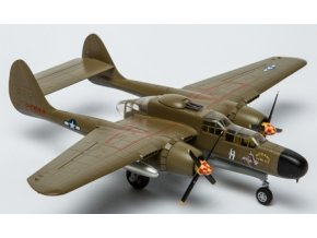 "Air Force One - Northrop P-61A Black Widow, USAAF, ""Skippy/Nocturnal Nemesis"", Filipíny, 1944, 1/72"