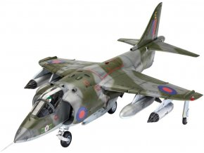 Revell - BAe Harrier GR.1, Gift-Set 05690, 1/32