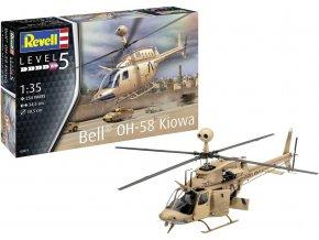 Revell - OH-58 Kiowa, Plastic Modelkit 03871, 1/35