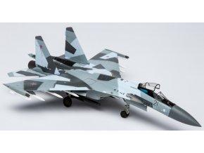 "Air Force One - Suchoj Su-35S Flanker-E, ruské letectvo, ""Black 21"", 1/72"