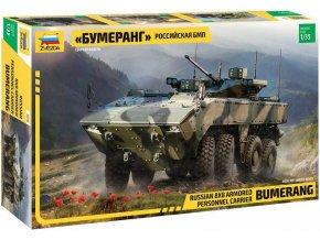 Zvezda - VPK-7829 Bumerang, Model Kit 3696, 1/35