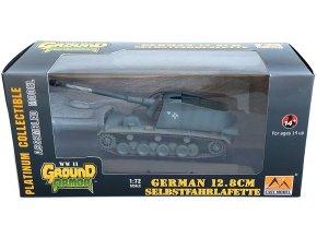 """Easy Model - 12.8 cm Selbstfahrlafette auf VK30.01(H) """"Sturer Emil"""", 1/72"""