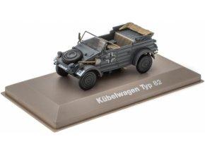 Atlas Models - Volkswagen Type 82 Kübelwagen, Wehrmacht, 1/43