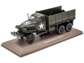 Atlas Models - Studebaker US6, US Army, 1/43