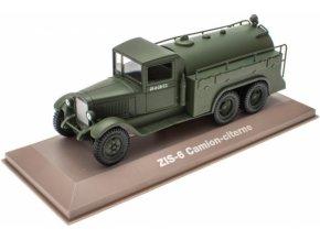 Atlas Models - ZIS-6 cisterna, sovětská armáda, 1/43
