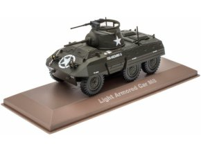 Atlas Models - M8 Greyhound Armored Utility Car, US Army, 1/43