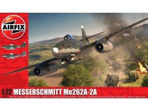 Airfix - Messerschmitt Me262A-2A, Classic Kit A03090, 1/72