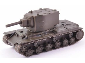 Altaya - Kliment Vorošilov KV-2, sovětská armáda, 1/72
