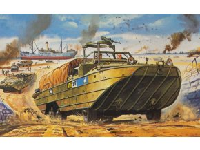 Airfix - CCKW DUKW, Classic Kit VINTAGE A02316V, 1/76