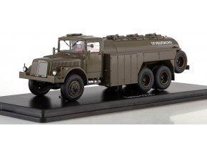 Start Scale Models - Tatra 111C, vojenská cisterna, 1/43