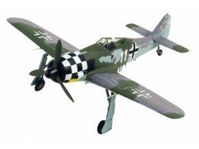 Altaya/IXO - Focke Wulf Fw-190A, Luftwaffe, 1./JG 1, Georg Schott, Holandsko, 1943, 1/72