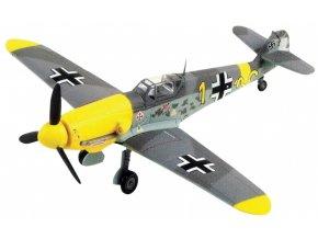 Altaya/IXO - Messerschmitt Bf-109F4, Luftwaffe, 9./JG 52, Hermann Graf, Ukrajina, 1942, 1/72