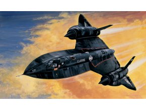 Italeri - Lockheed SR-71 Blackbird s dronem, Model Kit 0145, 1/72
