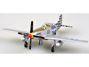 Easy Model - North American P-51K Mustang, USAAF, 6. Special Operations Squadron, Indie, 1945, 1/48