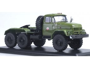 Start Scale Models - ZIL-131NV, sovětská armáda, Německá demokratická republika, 1/43