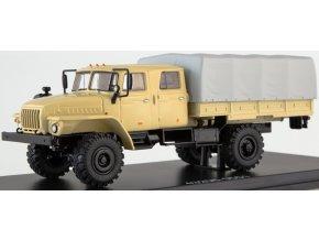 Start Scale Models - UrAL-43206-0551, nákladní, 1/43