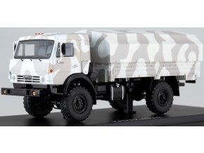 """Start Scale Models - KAMAZ-53502 """"Mustang"""" 4x4, nákladní, Rusko, 1/43"""