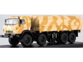 """Start Scale Models - KAMAZ-6350 """"Mustang"""" 8x8, nákladní, Rusko, 1/43"""