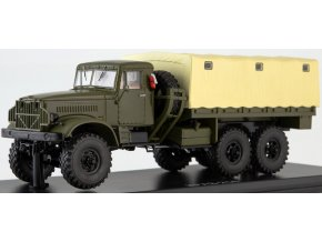 Start Scale Models - KrAZ-214, nákladní, 1/43